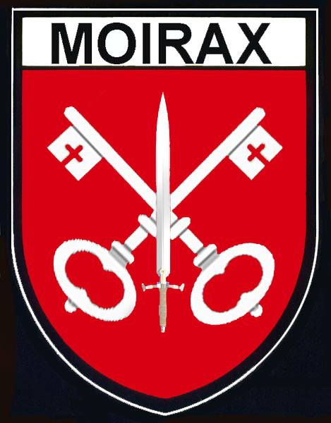 Photo Blason de Moirax